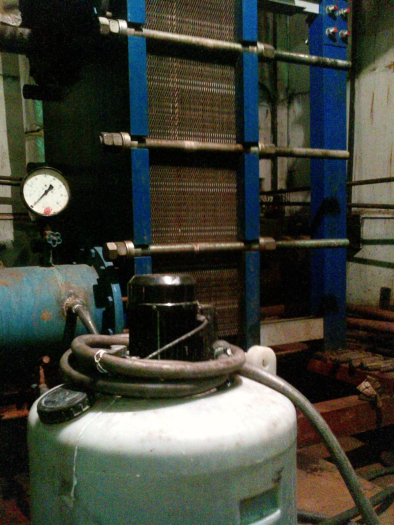 Теплообменник химический омск теплообменник для котла baxi main 24 fi купить