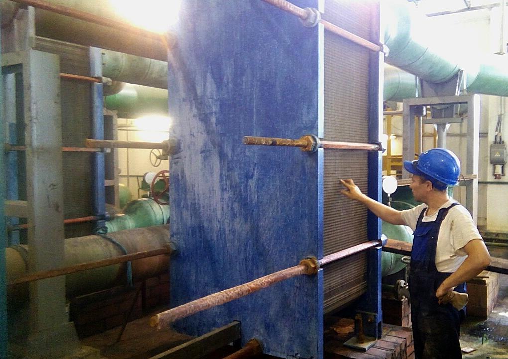Технические осмотры для теплообменников теплообменник водяной томск