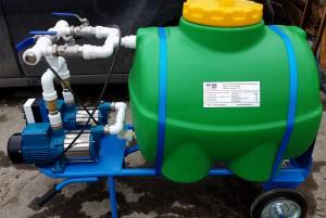 НПЦ-200МП (установка для промывки систем отпления, ГВС, ХВС, котлов большого объема и т.д.)