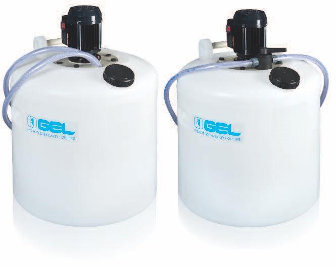 Насос-бустер для промывки теплообменников GEL BOY C120 Бийск устройство сепаратора