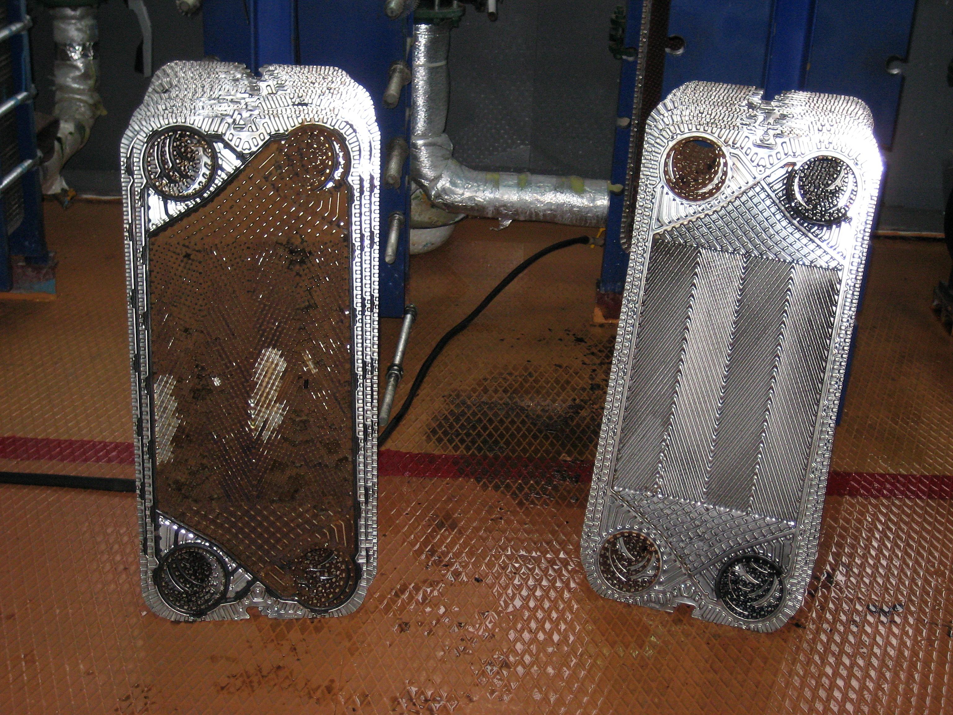 Дефекты пластинчатого теплообменника Кожухотрубный испаритель ONDA MPE 26 Саранск
