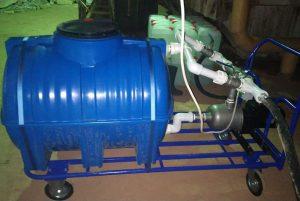 Промывочная установка НПЦ-500МП